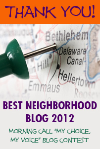 Best Neighborhood Blog 2012